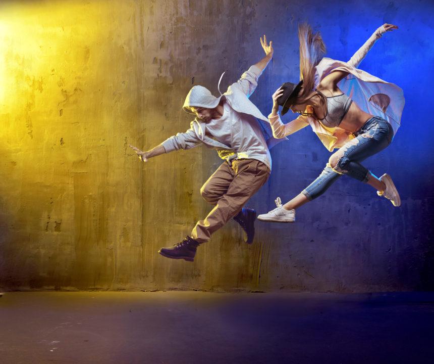 Hip Hop / Video-Clip-Dancing