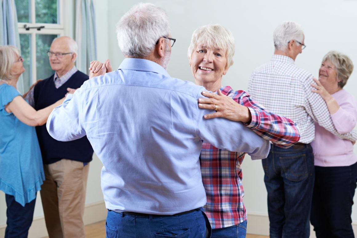 Senioren-Tanztreff jetzt auch in Schwelm