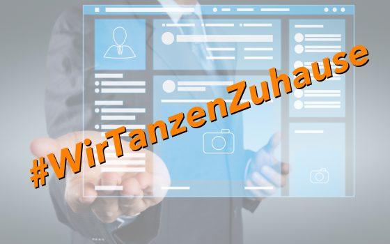#WirTanzenZuHause – Neue Inhalte im Portal
