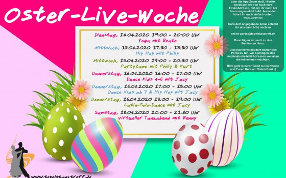 Oster-Live-Woche