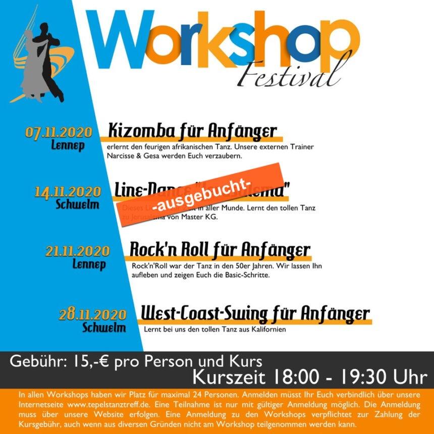 Workshop Festival 2020