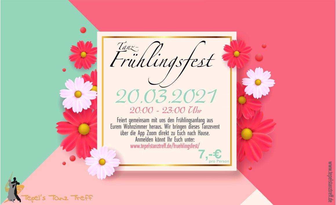 Virtuelles Frühlingsfest (20.03.2021)