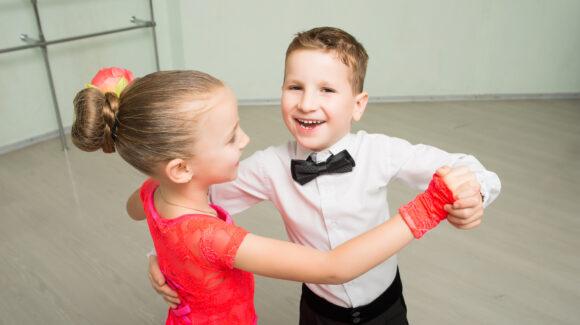 Gesellschaftstanz für Kinder – ab September bei uns!!!